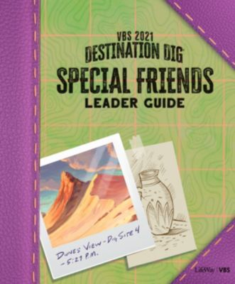 Special Friends Leader Guide