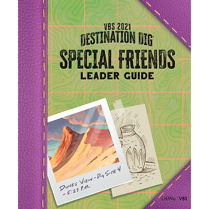VBS 2021 Special Friends Leader Guide