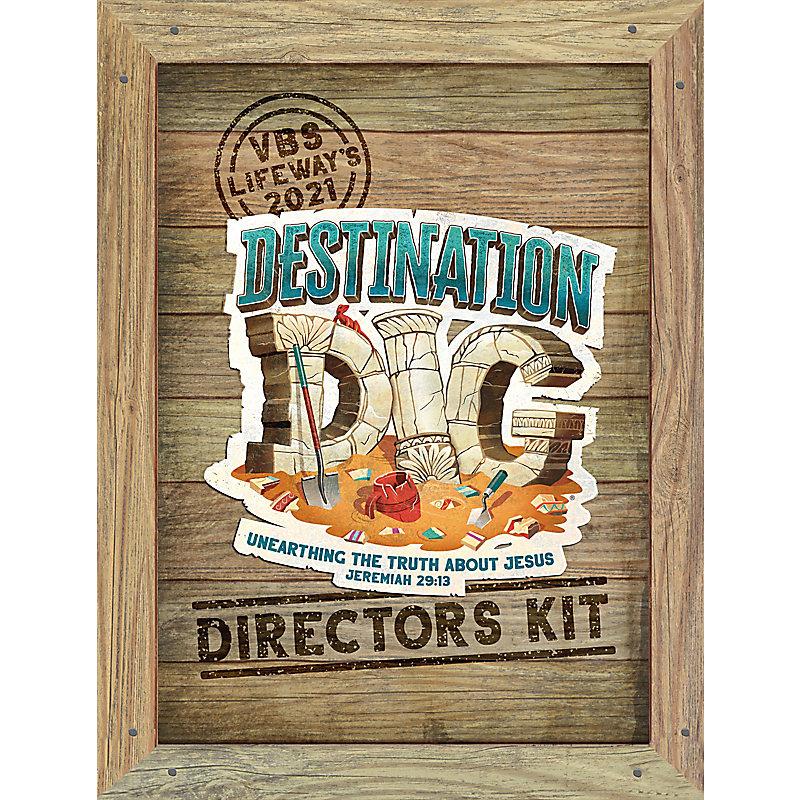 VBS 2021 Directors Kit