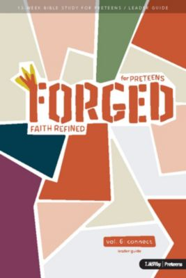 Forged Bible Study - Connect