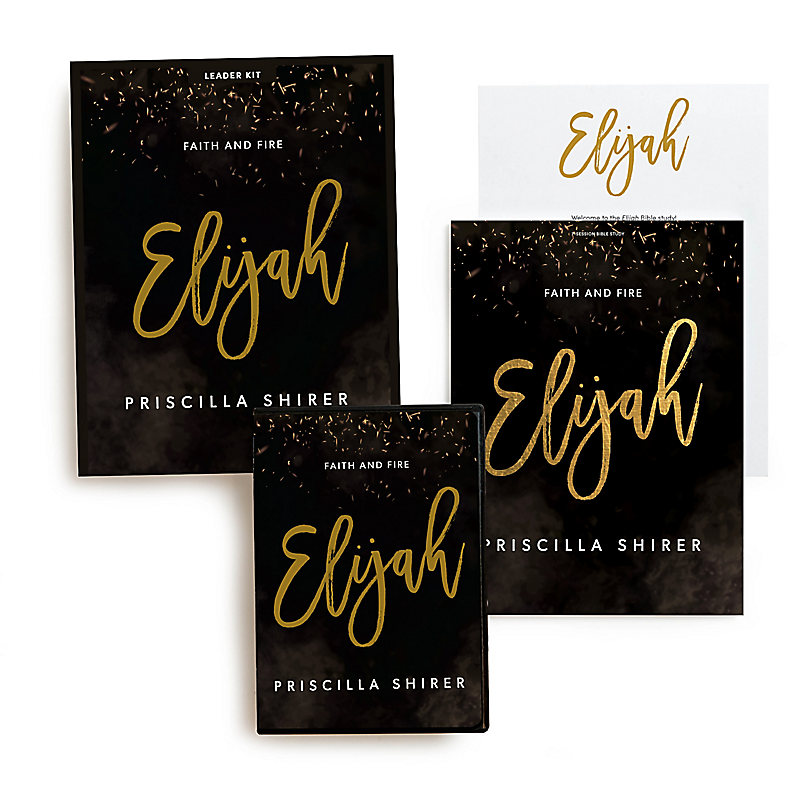 Elijah - Leader Kit