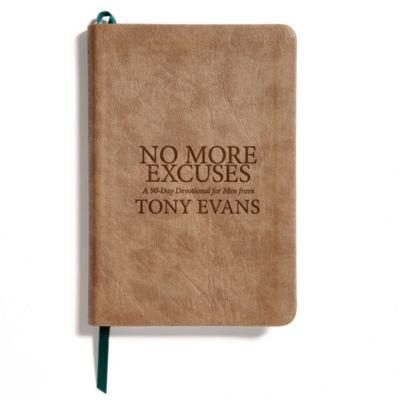 No More Excuses Devotional