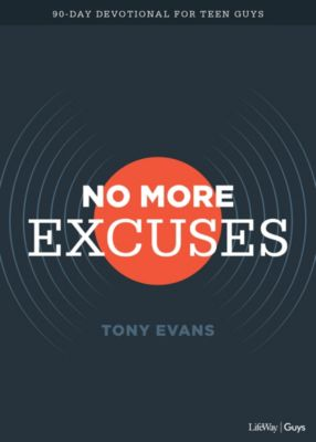 No More Excuses Teen Devotional