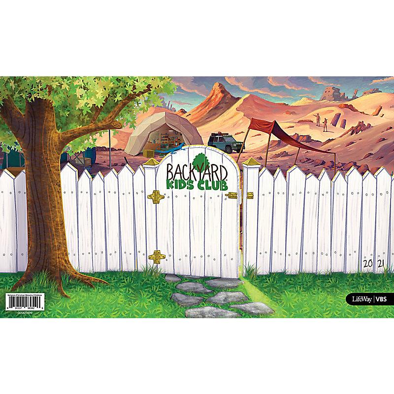 VBS 2021 Backyard Kids Club Kit