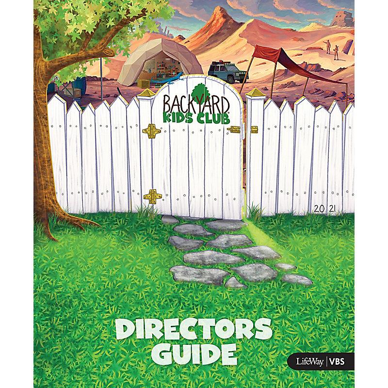VBS 2021 Backyard Kids Club Director Guide