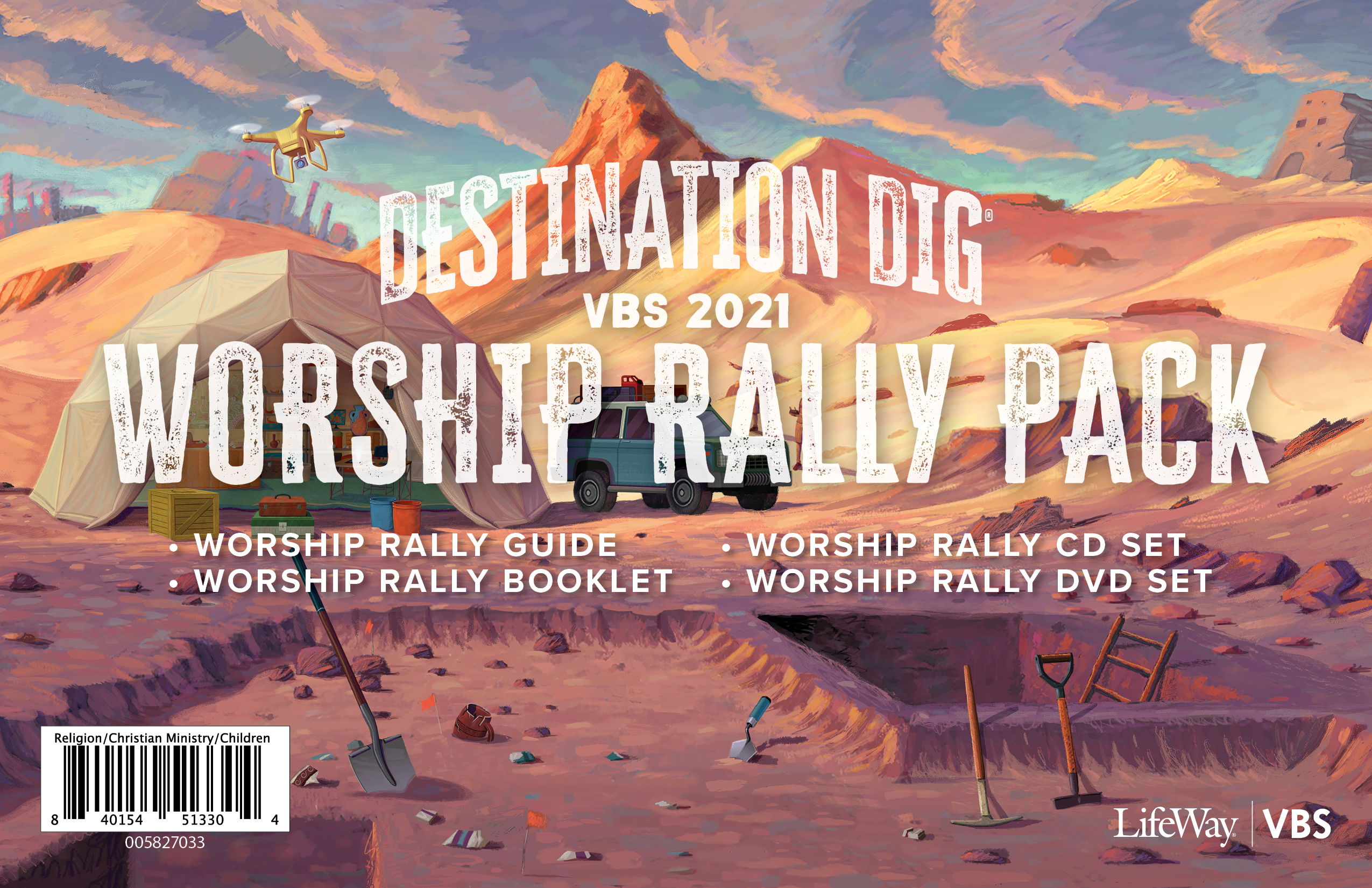 Worship Rally Pack