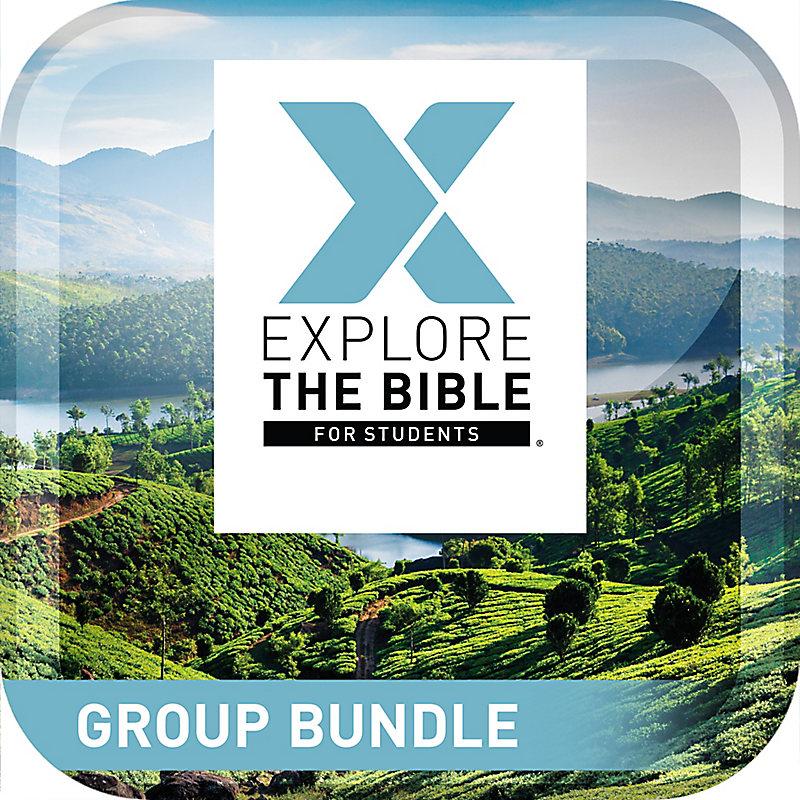 Explore the Bible: Students - Group Bundle - Winter 2020-21