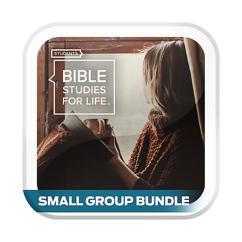 Bible Studies for Life: Students - Group Bundle - Winter 2020-21