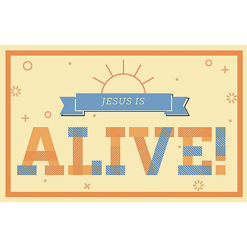 Bible Studies for Life: Kids Easter Postcards Pkg. 25