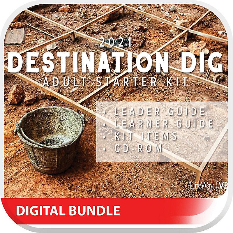 VBS 2021 Adult Starter Kit Digital
