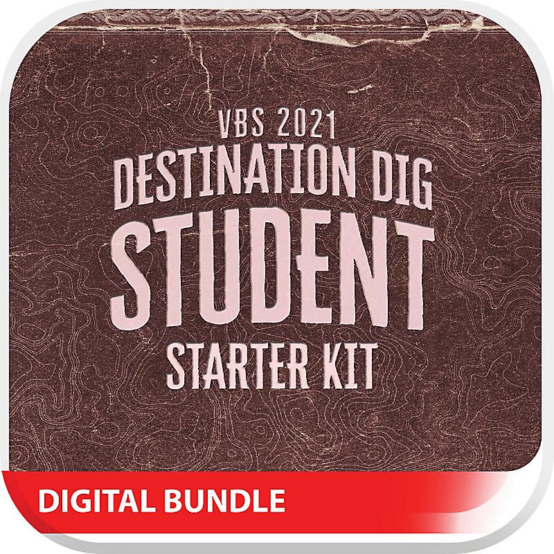 VBS 2021 Student Starter Kit Digital