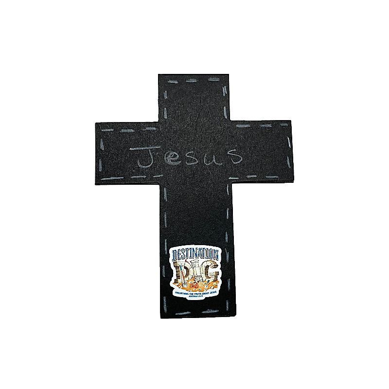 VBS 2021 Magnetic Cross Bookmark Craft Pack (ages 6-12)