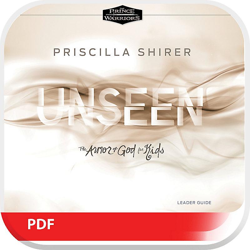 Unseen: The Armor of God for Kids Digital Leader Guide
