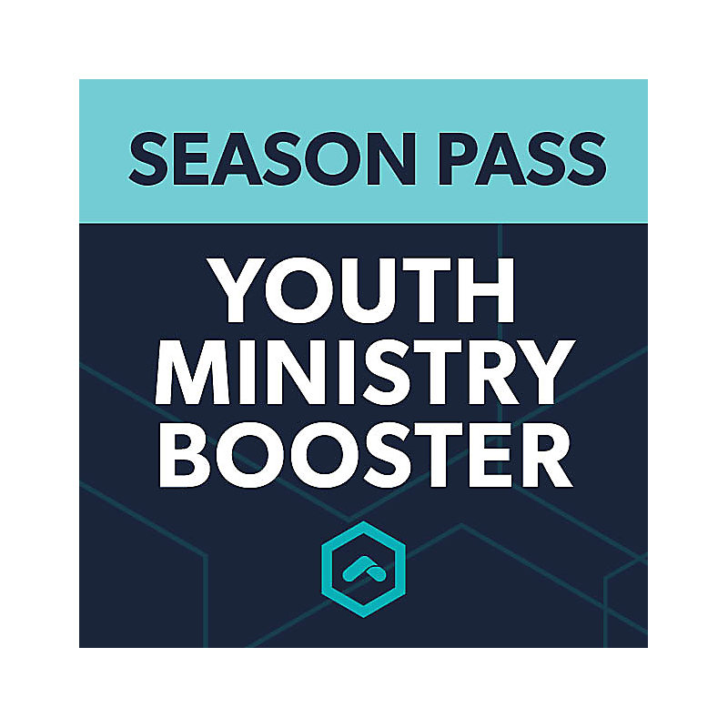 Youth Ministry Booster Season Pass 2