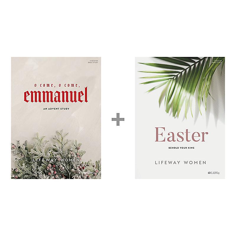 O Come, O Come, Emmanuel + Easter Bundle