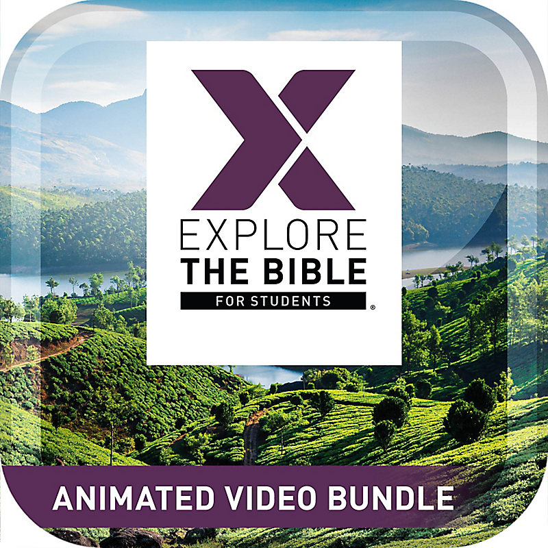 Explore the Bible Students: Animated Video Bundle Fall 2020