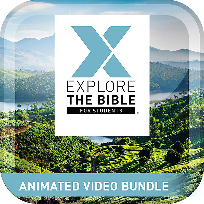Explore the Bible Students: Animated Video Bundle Winter 2021