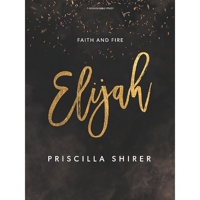 Elijah - Bible Study eBook
