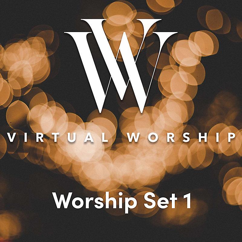 Worship Set 1 - Virtual Worship with Anthony Evans