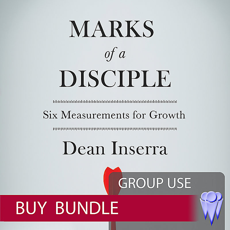 Marks of a Disciple - Group Use Video Bundle