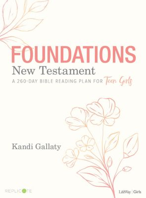Foundations New Testament Girls