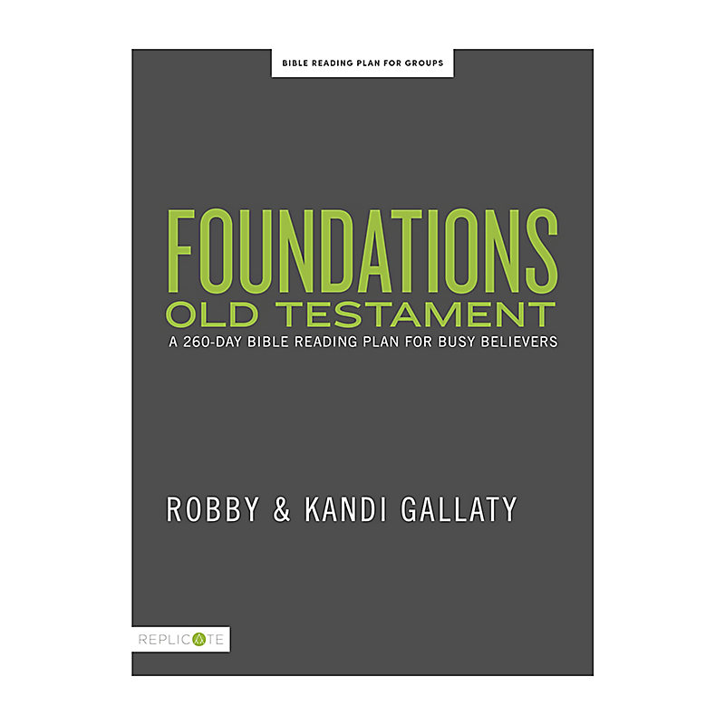Foundations - Old Testament