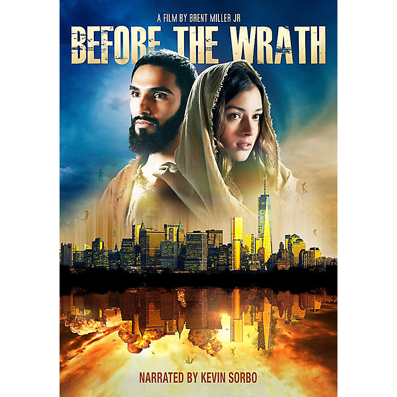 Before the Wrath - DVD