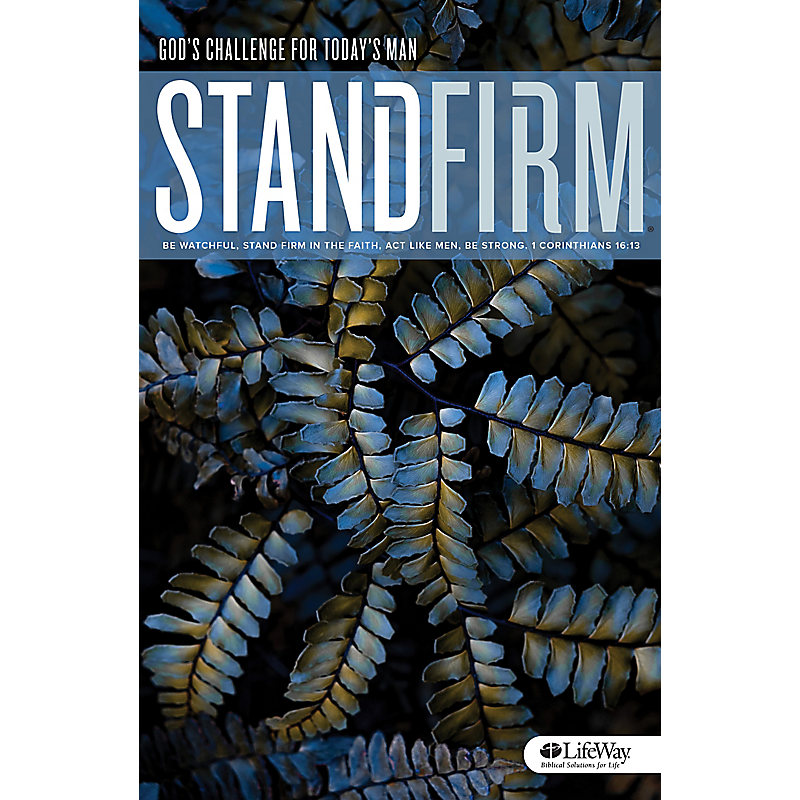 Stand Firm - Lifeway Reader - Monthly Subscription