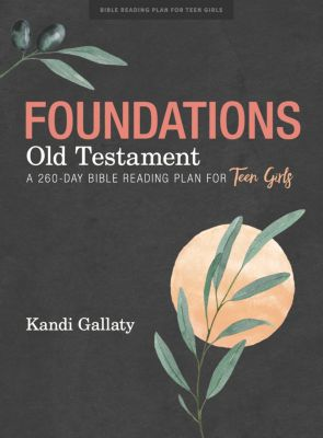 Foundations Old Testament Girls