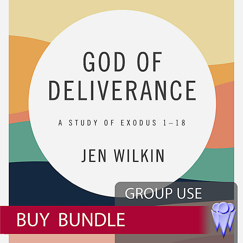 God of Deliverance - Group Use Video Bundle