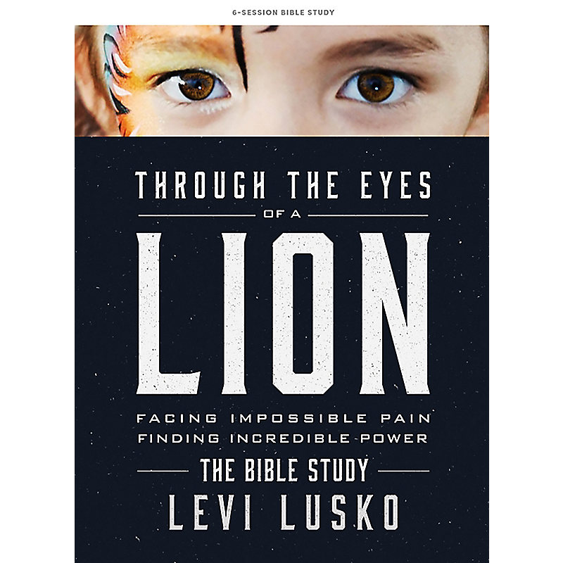 Through the Eyes of a Lion - Bible Study eBook