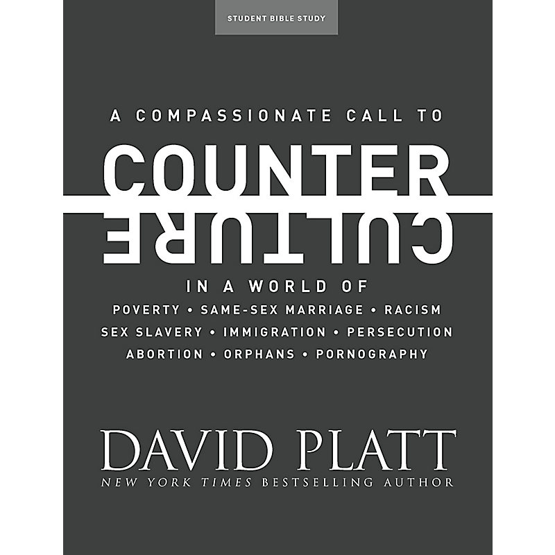 Counter Culture - Teen Bible Study Book