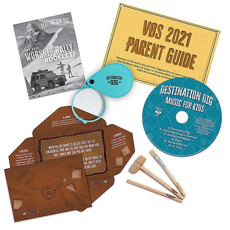 VBS 2021 Family Connection Bundle