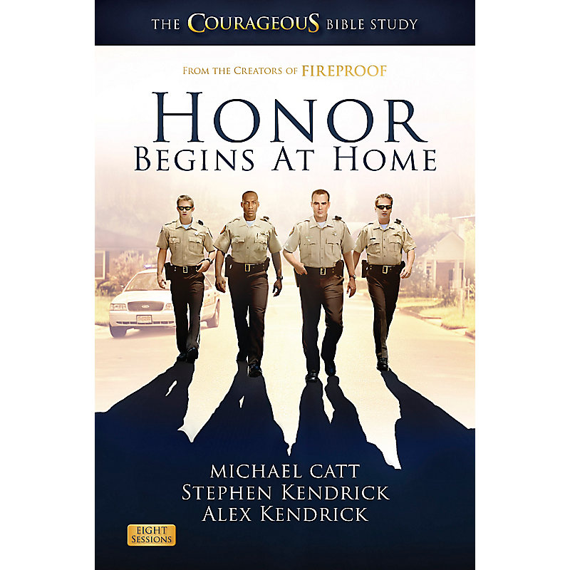 Honor Begins at Home - Bible Study Book
