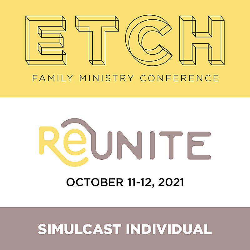 ETCH 2021 Simulcast Individual