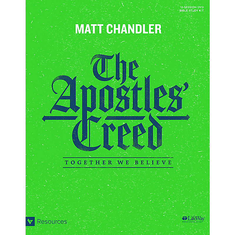 The Apostles' Creed - Leader Kit