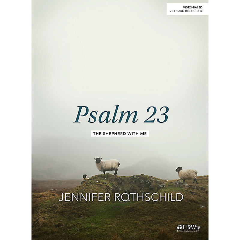 Psalm 23 - Bible Study Book