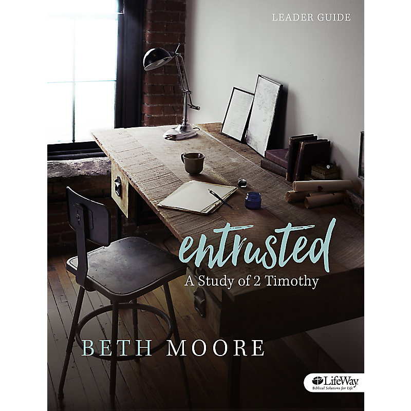 Entrusted - Leader Guide