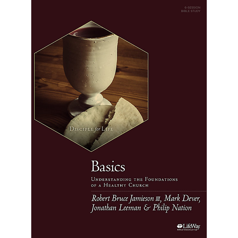 Basics - Bible Study Book