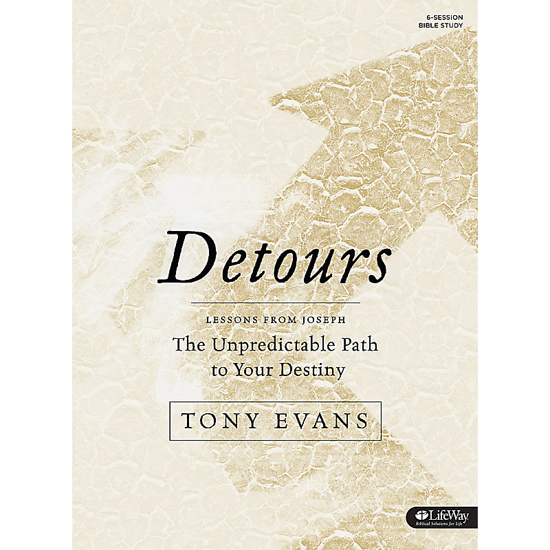 Detours - Bible Study Book