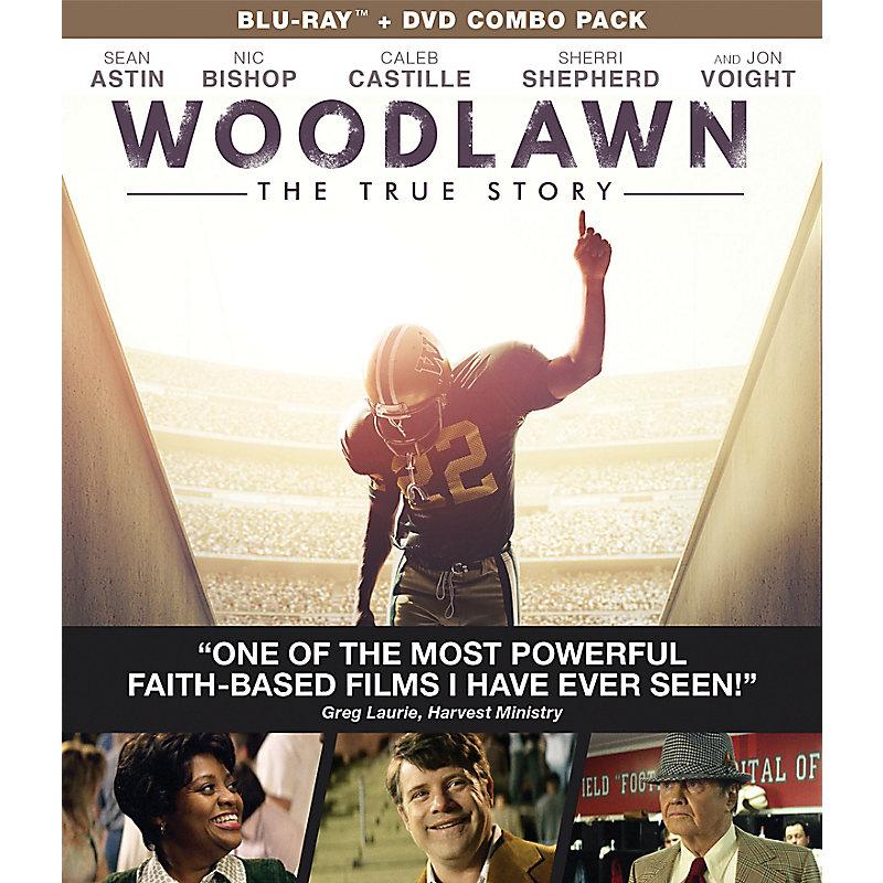 Woodlawn Blu-Ray/DVD Combo Pack
