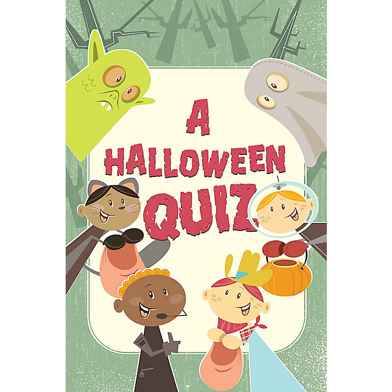 A Halloween Quiz Tract (Pack of 25)