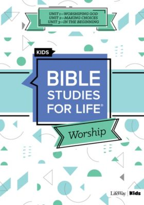 Bible Studies for Life Kids Worship