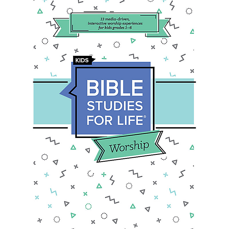 Bible Studies For Life: Kids Worship Hour Fall 2021