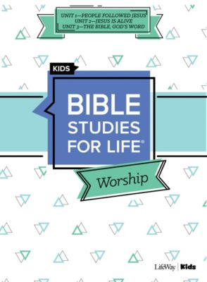 Bible Studies for Life Kids Worship Hour
