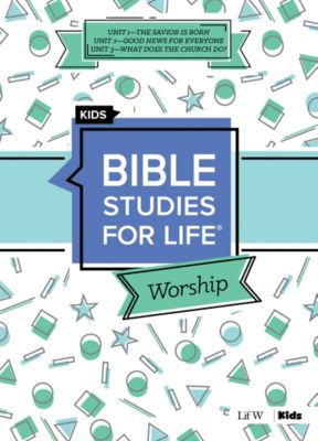 Bible Studies for Life Kids Worship Hour