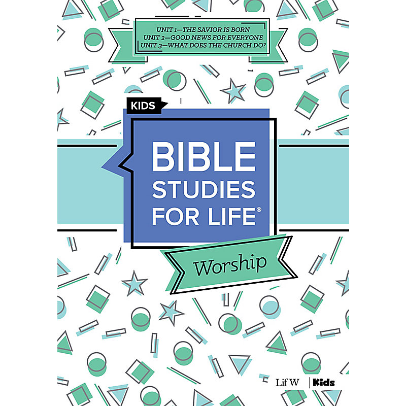 Bible Studies for Life: Kids Worship Winter 2021