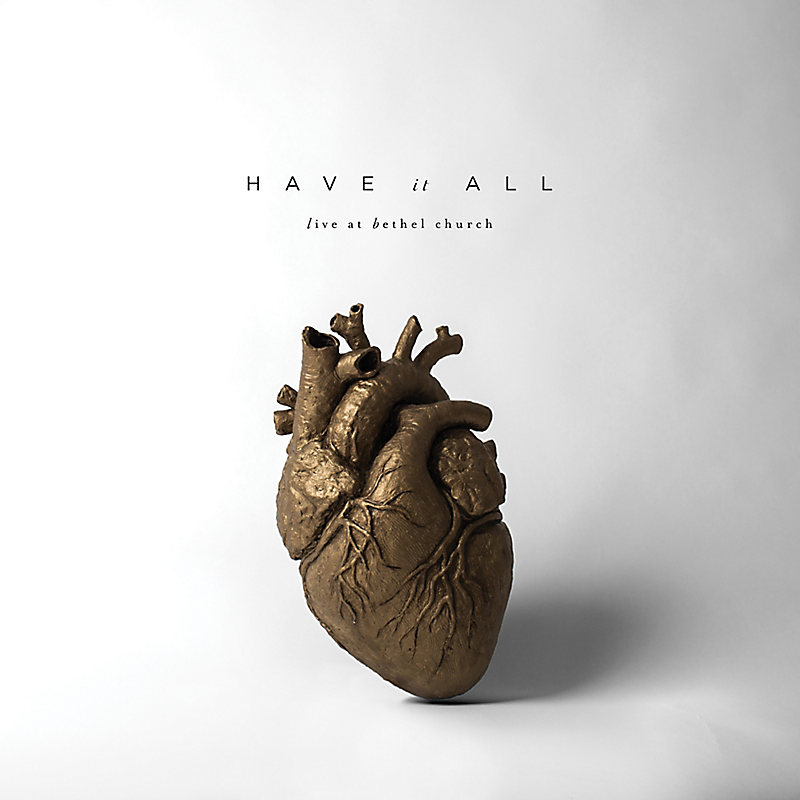 Have It All CD