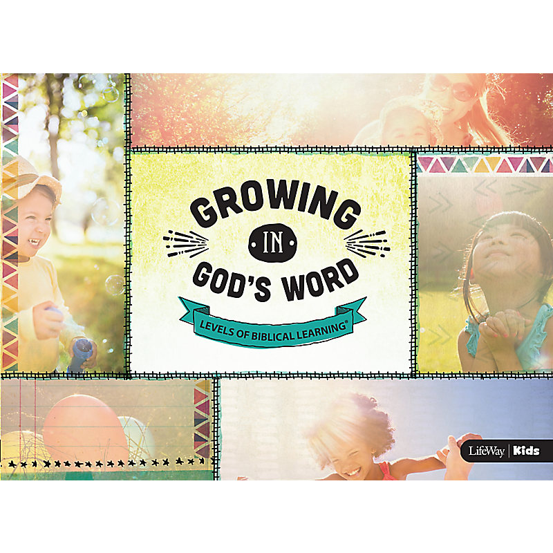Growing in God's Word: Levels of Biblical Learning (Package of 10)