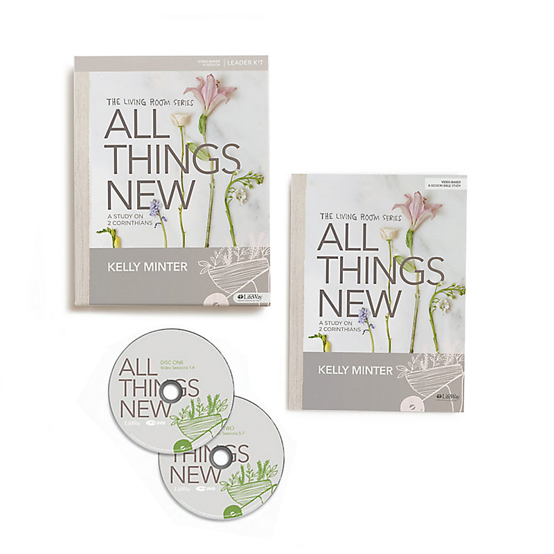 All Things New - Leader Kit